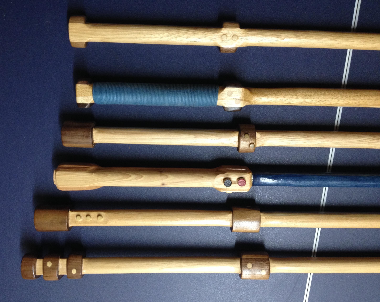 lightsabre bokken hickory arms