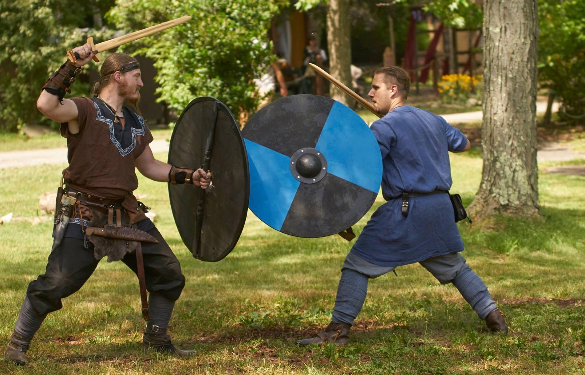 Wooden Practice & Medieval Swords | Shields | Crossbows