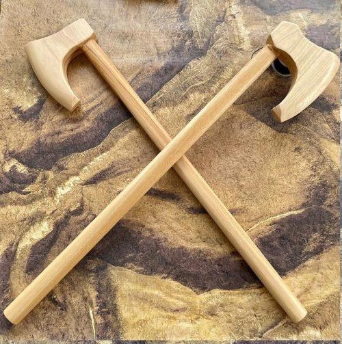 Bearded ax